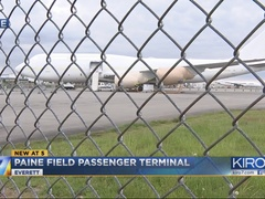 Controversial new passenger terminal unveiled at Paine Field