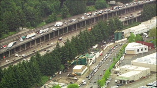 Viaduct closure: Delays lingered on major routes