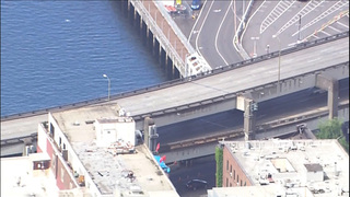 Commuters implement strategy for viaduct shutdown