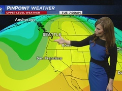KIRO 7 PinPoint Weather for Saturday night