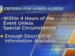 Father in Amber Alert case talks to KIRO 7