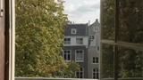 """Photo is still from """"views of the Anne Frank chestnut tree"""" video on the Anne Frank House Youtube page."""