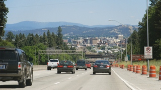 Spokane remains second-largest city in state