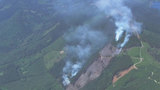 VIDEO: Wildfire near Oso grows to 130 acres