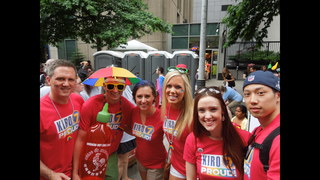 PHOTOS: KIRO 7 celebrates 2015 Seattle Pride Parade