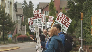 Full staffing to resume after strike at Green River College
