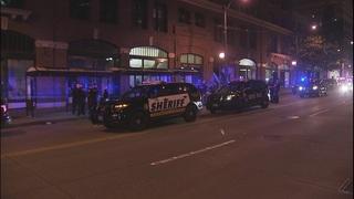 Police: Man shot at downtown Seattle bus stop
