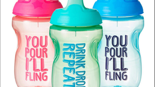 Mold risk prompts massive sippy cup recall