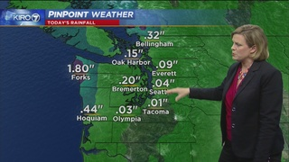KIRO 7 PinPoint Weather for Saturday, May 28