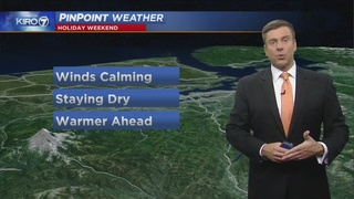 KIRO 7 PinPoint Weather for Sunday, May 29