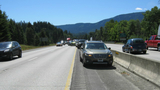 Traffic backed up by 15 miles after collision near Cle Elum