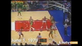 VIDEO: Seattle Sonics 1979 NBA Championship coverage