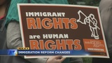 VIDEO: Undocumented immigrants found out their hope for a way to stay, legally work is gone