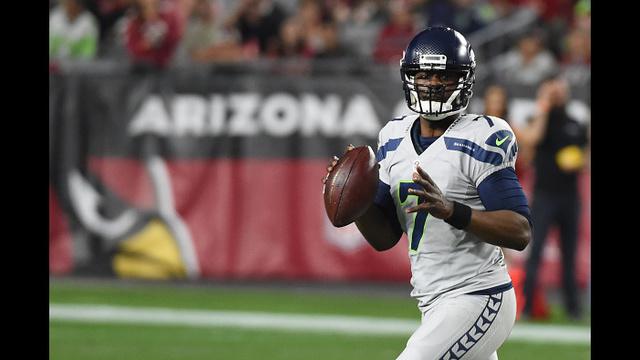Former Seahawks player Tarvaris Jackson arrested in Florida