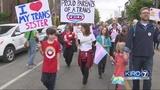 VIDEO: Transgender Pride Parade kicks off weekend Pride celebration