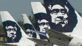 Alaska Airlines file photo