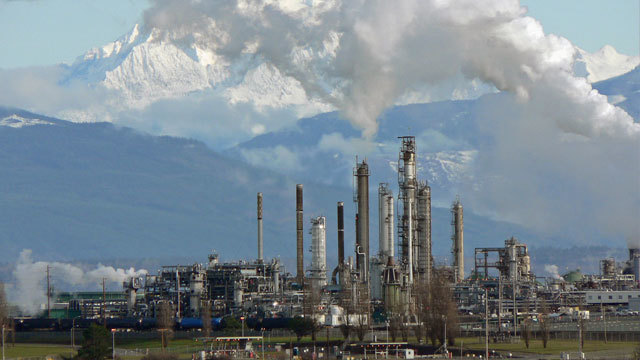 $435 million settlement results in 'cleaning up' Anacortes oil refinery