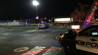 One person shot at McDonald