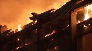 3-alarm fire destroys businesses in Downtown Bothell