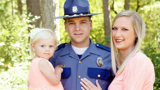 Trooper responds to crash, buys birthday present for child after hearing…