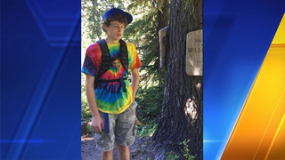 15-year-old hiker lost near White Pass