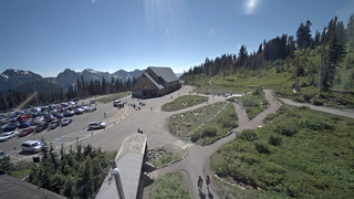 Donations to aid Olympic and Mount Rainier national parks