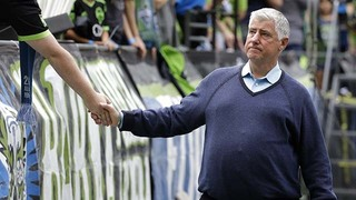 Sigi Schmid out as Sounders FC coach