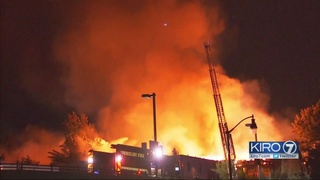 Bothell fire forces businesses to rebuild