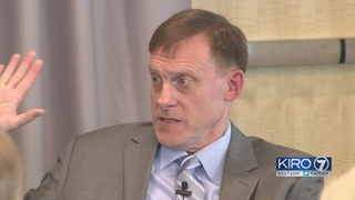 Head of NSA visits Seattle, speaks about cyber-security