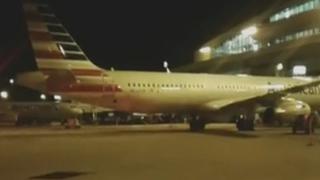 Seattle-bound flight makes emergency landing at DFW International Airport