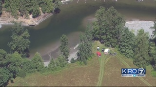 Two drownings in two days in W. Washington rivers