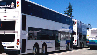 Dozens of double-decker buses coming to Snohomish County routes