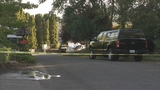 Collected photos from the scene of a triple fatal shooting in Mukilteo, Wash.