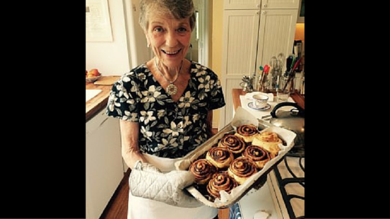 In the kitchen with the creator of the original Cinnabon cinnamon rolls