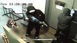 RAW VIDEO: Gunmen rob Greenwood marijuana shop