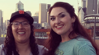 Lesbian couple: Seattle Mariners told us to stop being affectionate