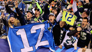 Seahawks reach agreement with Texas A&M over '12th Man