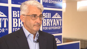 Republican candidate for Washington Governor Bill Bryant