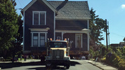 One of Kirkland's oldest homes is being relocated and temporarily stored until it is sold.