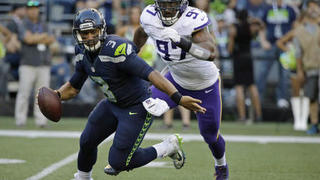 Late interception propels Vikings to 18-11 win over Seattle