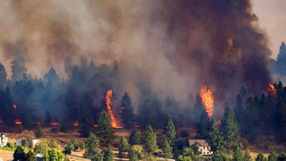 Boeing may have a faster way to put out wildfires