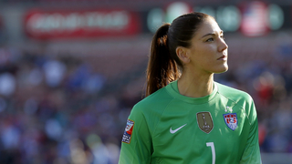 Hope Solo takes indefinite leave from Seattle Reign