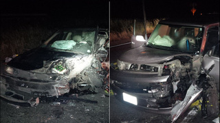 Drivers injured in head-on crash near Sultan