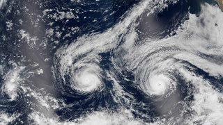 Hurricane Madeline, Lester threaten to hit Hawaii with one-two punch