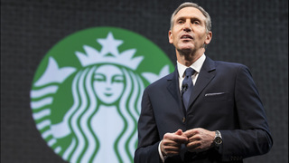 Starbucks chairman questions country