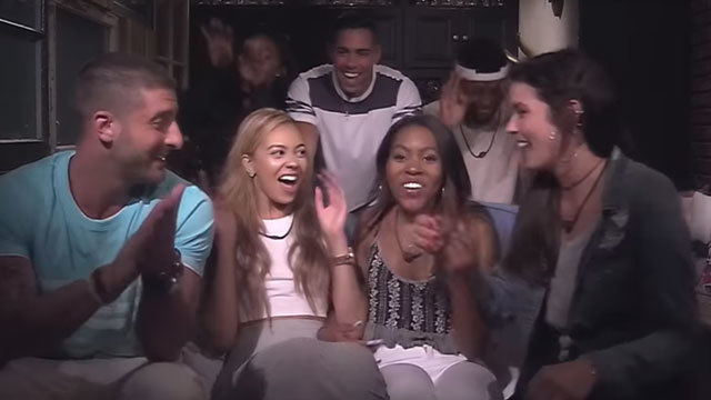 Real World Seattle Cast Via Mtv S You