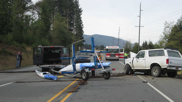 Car Accident In Port Angeles Wa