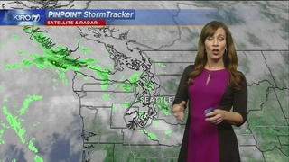 KIRO 7 PinPoint Weather for Saturday, 9/24