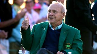 Beloved golf figure, Arnold Palmer, dies at 87