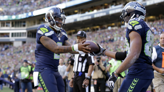 Seahawks win against 49ers, 37-18, in Seattle game